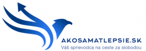 Ako sa mať lepšie Logo
