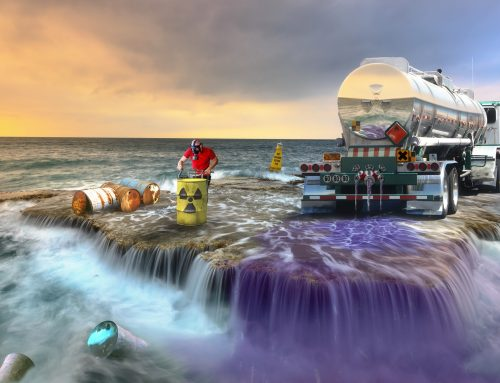 Zastavme znečisťovanie vody